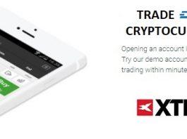 XTB dASH trading