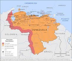 Venezuela dash
