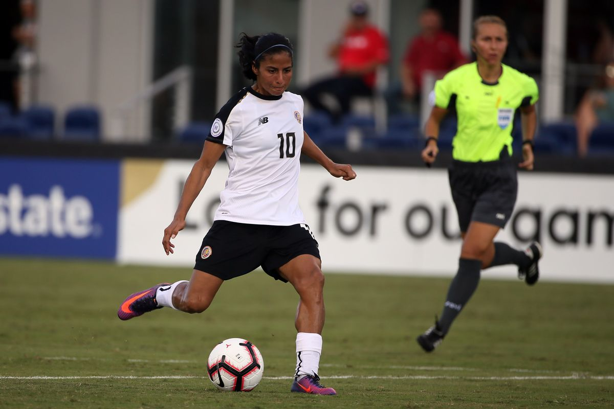 Soccer: 2018 CONCACAF Women's Championship-Costa Rica at Cuba