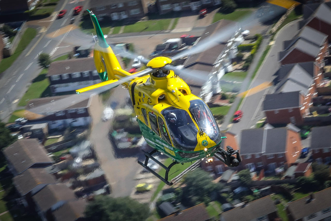Property of Hampshire and Isle of Wight Air Ambulance