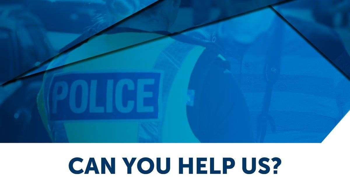 Police Scotland are appealing for help