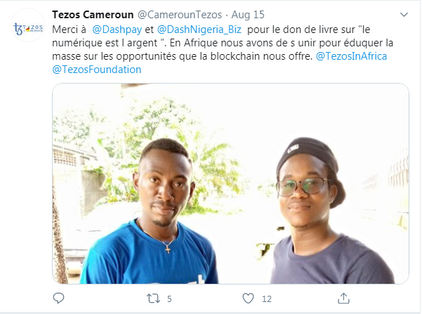 Dash Nigeria Takes Digital Currency Education Campaign to Regulators and Key Institutions