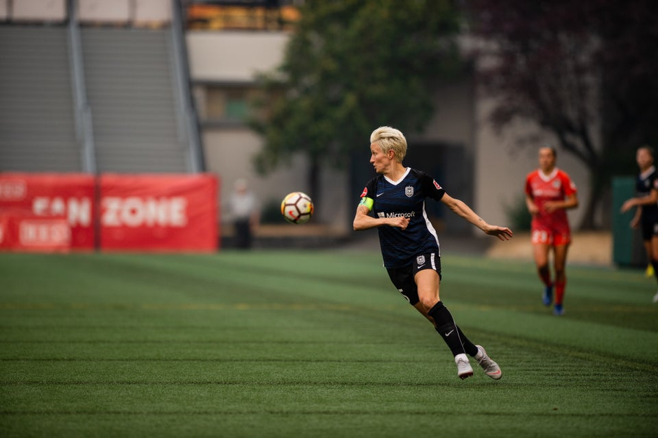 Rapinoe will not play in the Fall Series